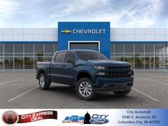 2020 Chevrolet Silverado 1500 Custom Truck Crew Cab