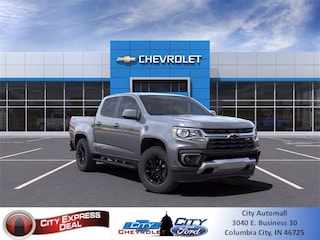 new 2021 Chevrolet Colorado Z71 Truck for sale in Columbia City, IN