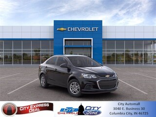 blank 2020 Chevrolet Sonic LS Sedan Sedan in Columbia City, IN