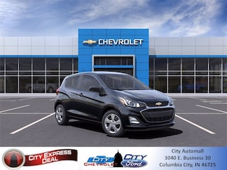 blank 2021 Chevrolet Spark LS Manual Hatchback in Columbia City, IN