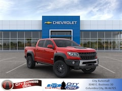 2020 Chevrolet Colorado ZR2 Truck Crew Cab