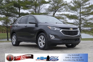 Used 2018 Chevrolet Equinox LT SUV for sale in Columbia City, IN
