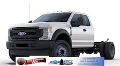 2020 Ford F-550 Chassis XL DRW Truck Super Cab