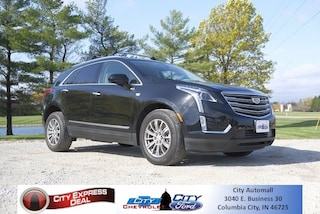 Used 2017 CADILLAC XT5 Luxury AWD SUV for sale in Columbia City, IN