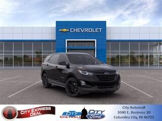 blank 2020 Chevrolet Equinox LT SUV in Columbia City, IN