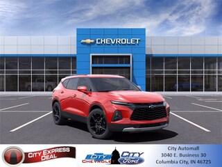 blank 2021 Chevrolet Blazer 2LT SUV in Columbia City, IN