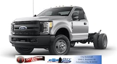 2019 Ford F-350 Chassis XL DRW Truck Regular Cab