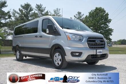 2020 Ford Transit-350 XLT Wagon