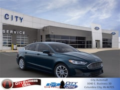 New 2020 Ford Fusion SE Sedan for sale in Columbia City, IN