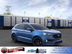 New 2020 Ford Edge ST Line SUV for sale in Columbia City, IN
