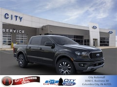 New 2019 Ford Ranger XLT Truck for sale in Columbia City, IN