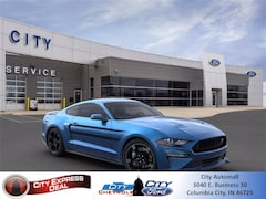 New 2020 Ford Mustang GT Premium Coupe for sale in Columbia City, IN