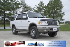 Used 2001 Ford Expedition Eddie Bauer SUV for sale in Columbia City