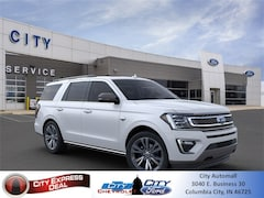 New 2020 Ford Expedition King Ranch SUV for sale in Columbia City, IN