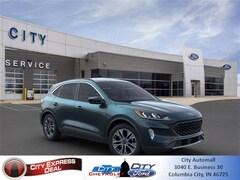 New 2020 Ford Escape SEL SUV for sale in Columbia City, IN
