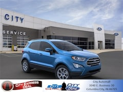 New 2020 Ford EcoSport SE SUV for sale in Columbia City, IN