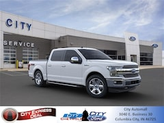 New 2020 Ford F-150 Lariat Truck for sale in Columbia City