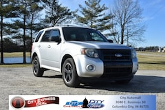 Used 2010 Ford Escape XLT SUV for sale in Columbia City