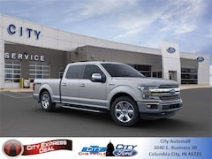 New 2020 Ford F-150 Lariat Truck for sale in Columbia City, IN