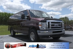 Used 2011 Ford E-350SD Commercial Cargo Van for sale in Columbia City