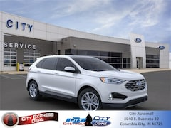 New 2020 Ford Edge SEL SUV for sale in Columbia City, IN