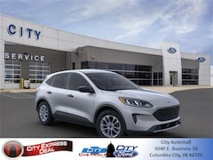 New 2020 Ford Escape S SUV for sale in Columbia City, IN