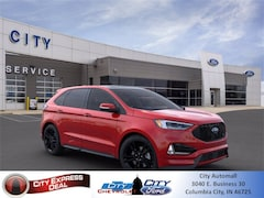 New 2020 Ford Edge ST SUV for sale in Columbia City, IN