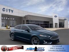 2020 Ford Fusion Hybrid Titanium Sedan
