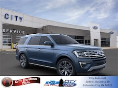 New 2020 Ford Expedition Limited SUV for sale in Columbia City, IN