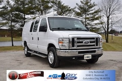 2014 Ford E-250 Commercial Cargo Van