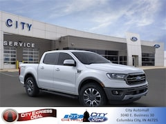 New 2019 Ford Ranger Lariat Truck for sale in Columbia City, IN