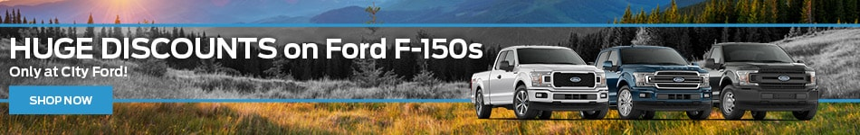 Huge Discounts on Ford F-150s