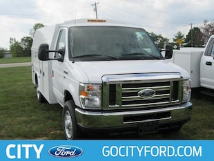 2018 Ford E-350SD Base Cab/Chassis