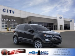 New 2020 Ford EcoSport SE SUV for sale in Columbia City