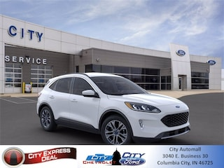 2021 Ford Escape SEL SUV