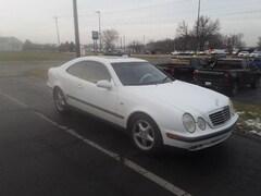 1999 Mercedes-Benz CLK CLK 320 Base Coupe