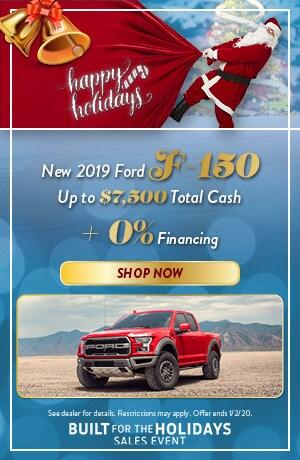 2019 Ford F-150 - December Offer
