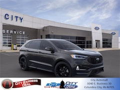 New 2021 Ford Edge ST SUV for sale in Columbia City, IN