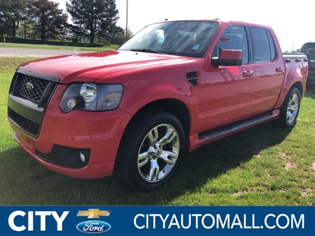 2008 Ford Explorer Sport Trac Limited SUV