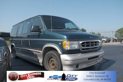 1999 Ford E-150 RV Cargo Van