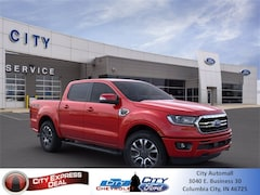 New 2020 Ford Ranger Lariat Truck for sale in Columbia City, IN