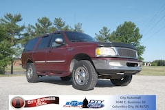 Used 1997 Ford Expedition Eddie Bauer SUV for sale in Columbia City
