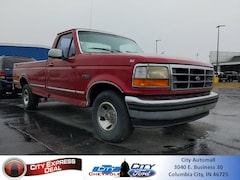 Used 1995 Ford F-150 Special Truck for sale in Columbia City
