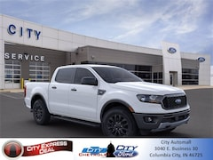 New 2020 Ford Ranger XLT Truck for sale in Columbia City, IN