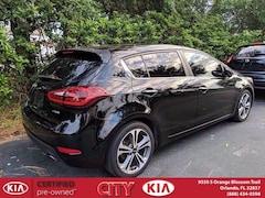2016 Kia Forte EX FWD Hatchback