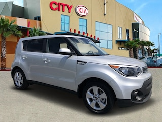 2019 Kia Soul Base Comfort AND Convenience Hatchback