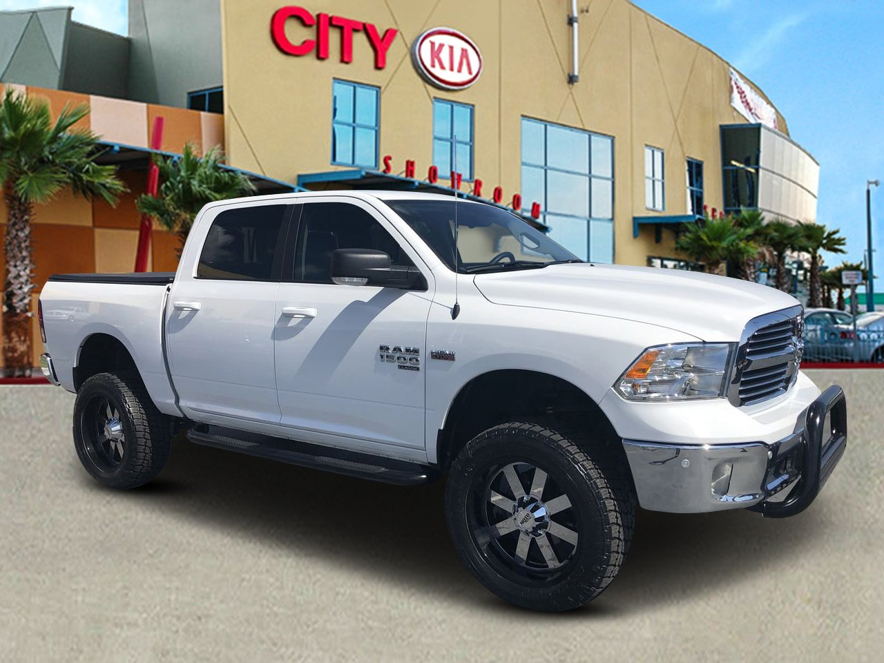2019 Ram 1500 Classic Big Horn with 6