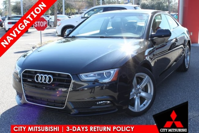 Used 2015 Audi A5 2.0T Premium (Tiptronic) Coupe For Sale in Jacksonville, FL
