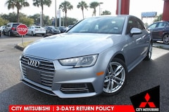 2017 Audi A4 2.0T Tech ultra Premium Sedan