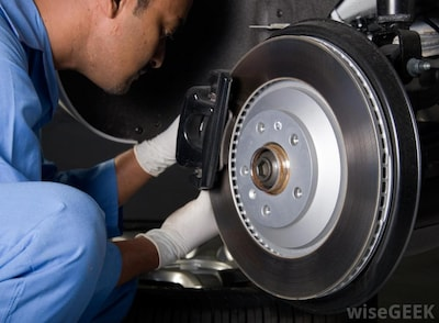 Brake Pad Replacement and Rotor Resurface Special